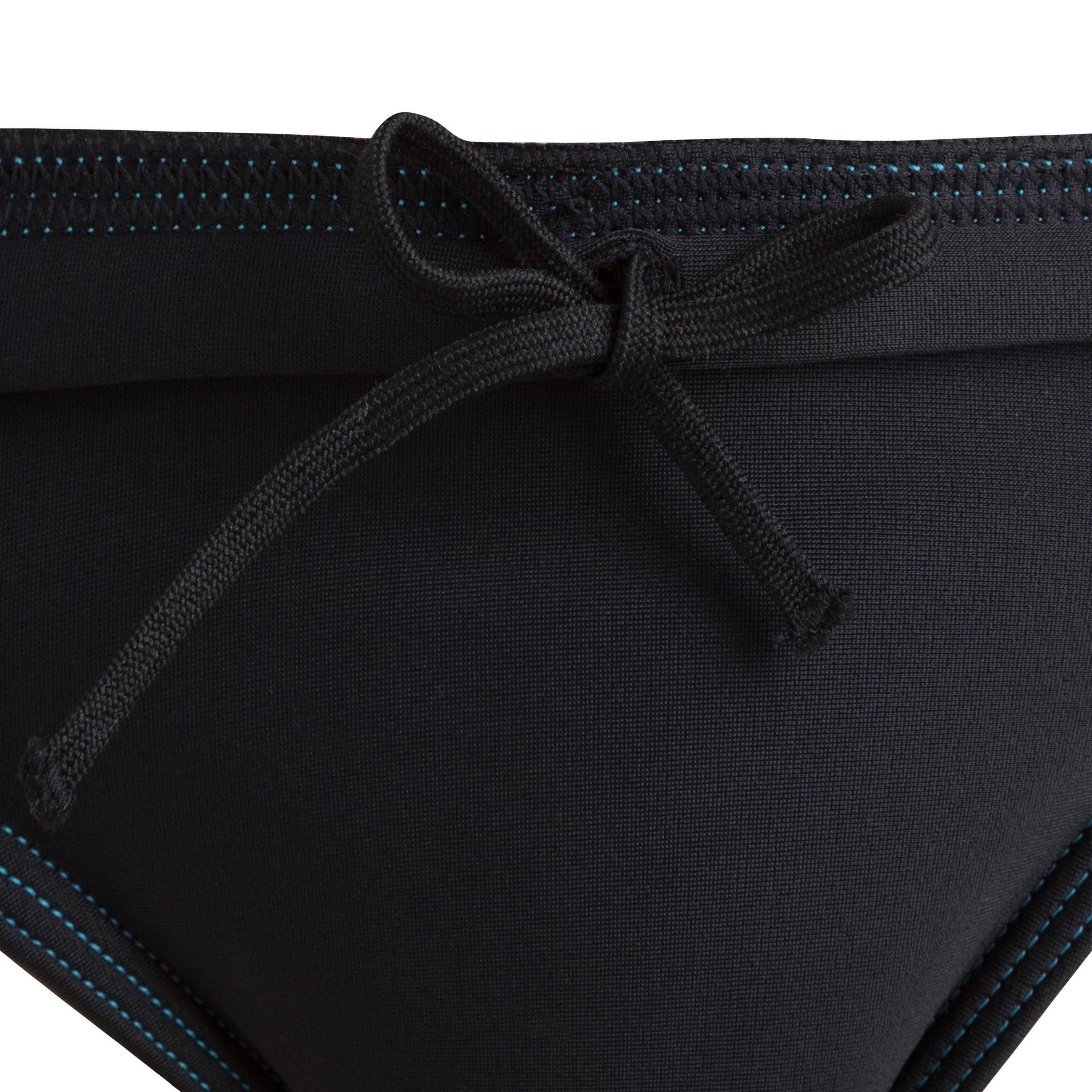 Basic Boys' Swimsuit - Black