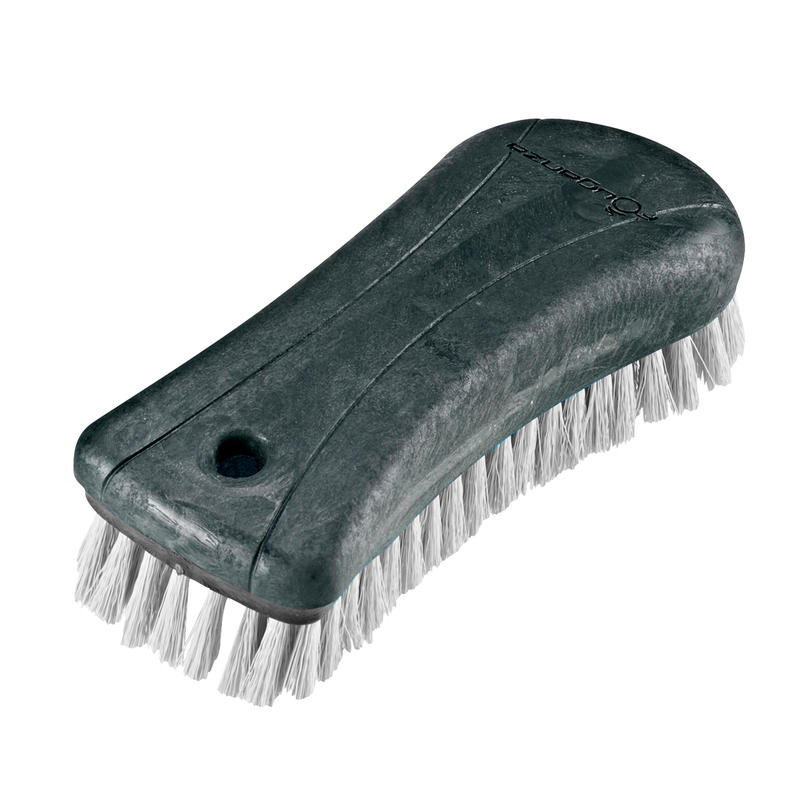 Schooling Soft Horse Riding Brush Large - Grey