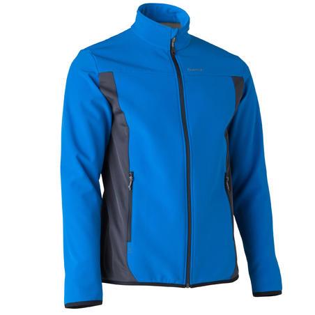 Forclaz Softshell 500 Men's Hiking Jacket - Blue
