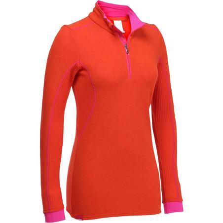 Xwarm Women's Ski Base Layer - Orange
