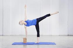 Yoga blok in kurk - 64212