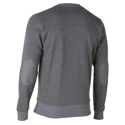 NH150 Men's Nature Hiking Pullover - Dark Grey
