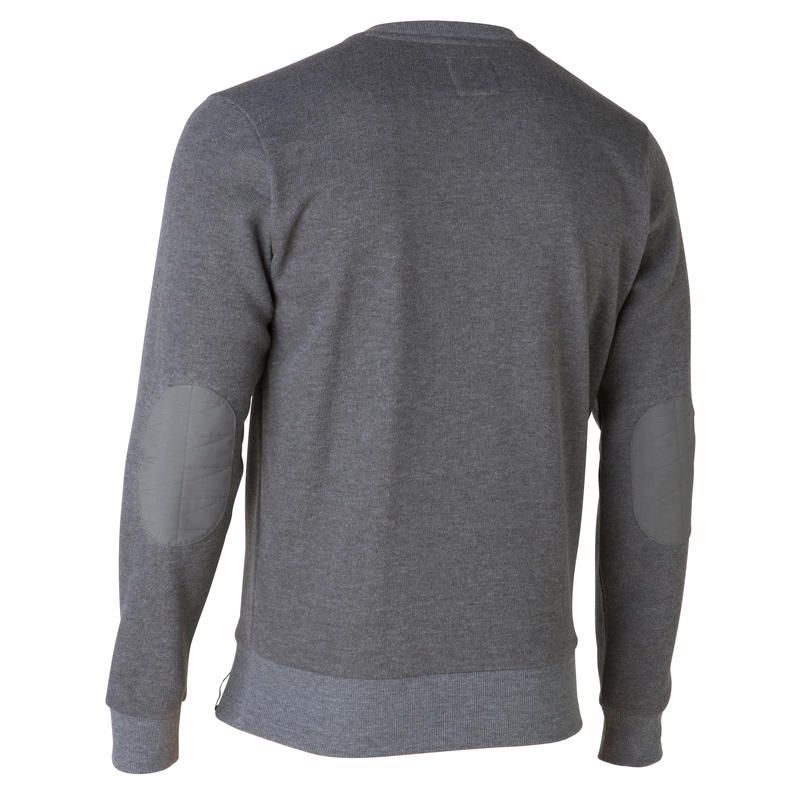 NH150 Men's Nature Hiking Pullover - Dark Grey