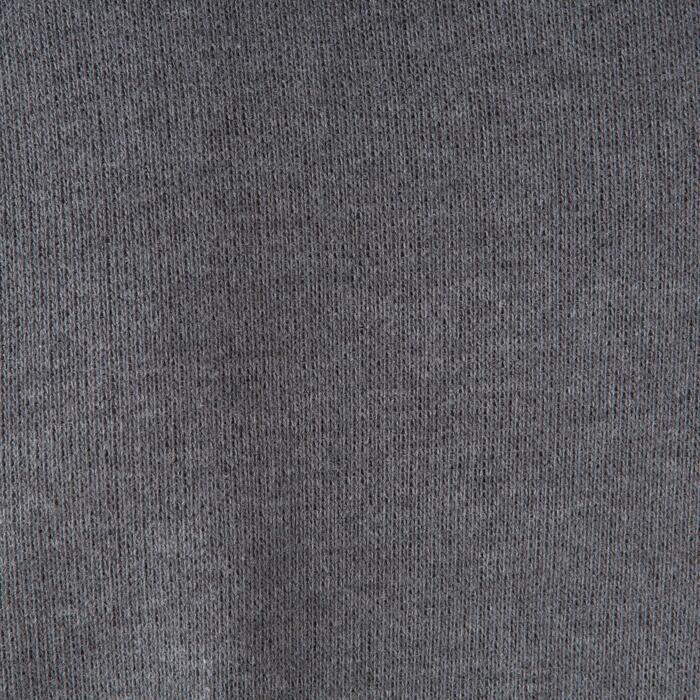 Pullover Naturwandern NH150 Herren dunkelgrau