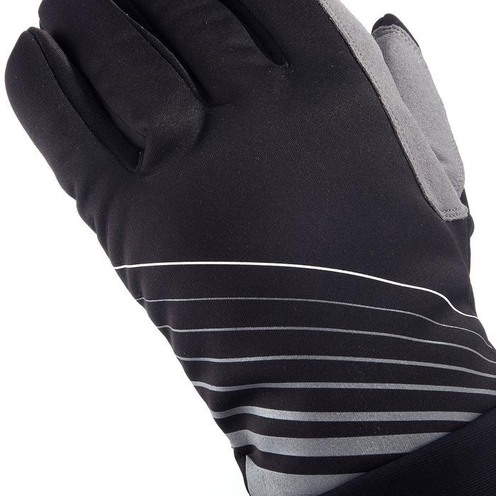 Gant ski de fond loisir chaud noir - 642603