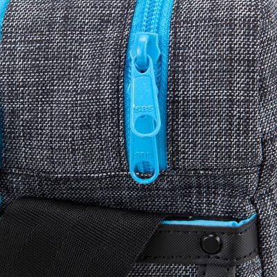 نظارات التجول Hiking 700 من الفئة 4 - أسود وفضي