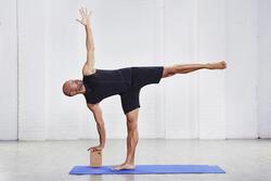 Yoga blok in kurk - 64286