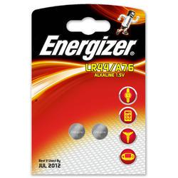 Pakje 2 batterijen Energizer A76-LR44 1,5 volt