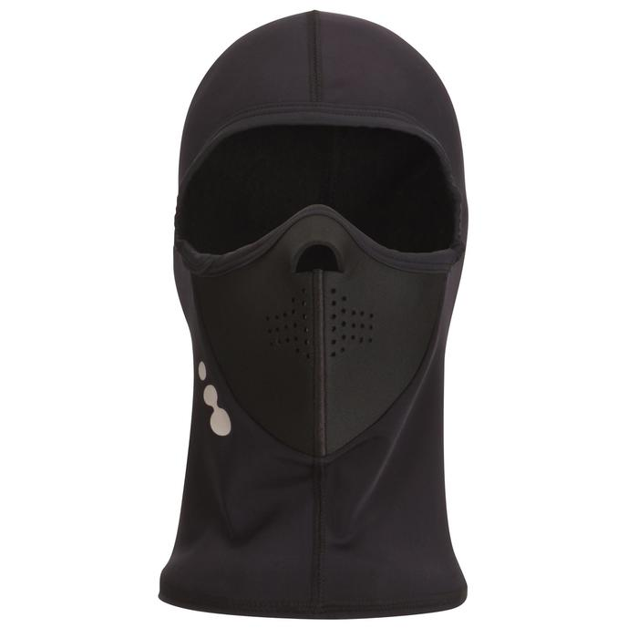 Bivakmuts ski volwassenen met neopreen masker