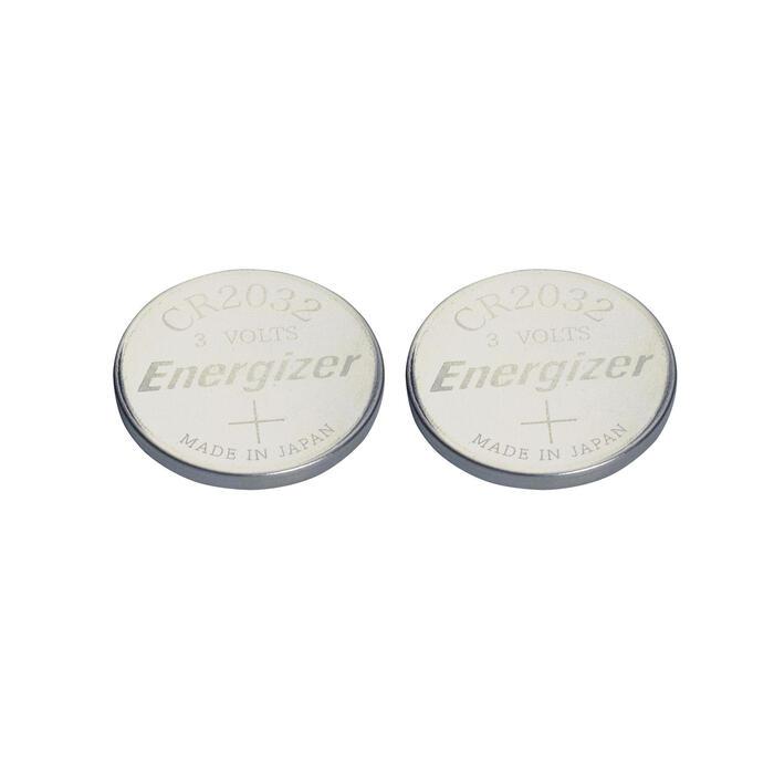 2 lithium batterijen CR 2032 Energizer voor fietscomputer