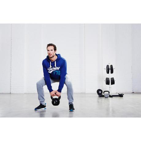 Support rangement halt res et poids musculation epi 300 - Poids cheville decathlon ...