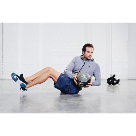 leste de fitness et musculation medecine ball 1 kg. Black Bedroom Furniture Sets. Home Design Ideas