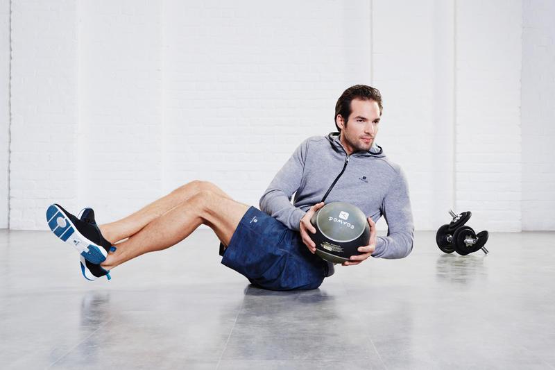 Bóng tạ tập Fitness và Bodywork - 3kg