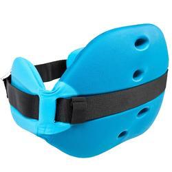 Drijfgordel voor aquagym blauw