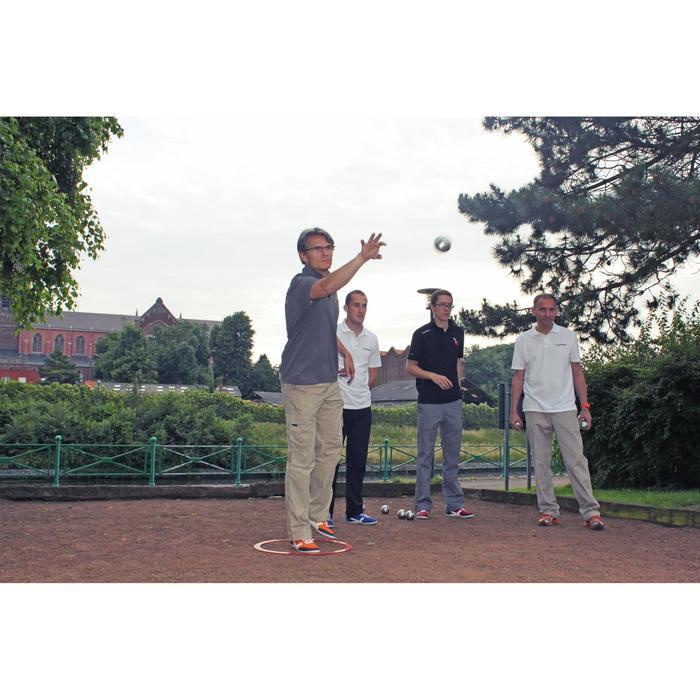 Ballenraper voor petanque