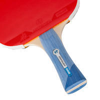 FR 800 Set of 2 Free Table Tennis Bats and 3 Balls