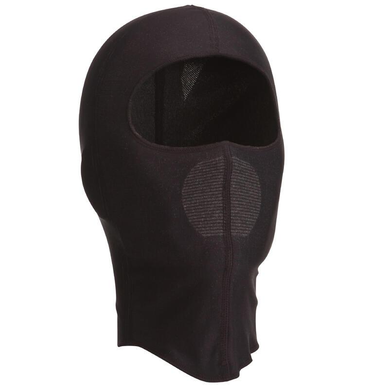 Children's Ski Helmet Liner - Black