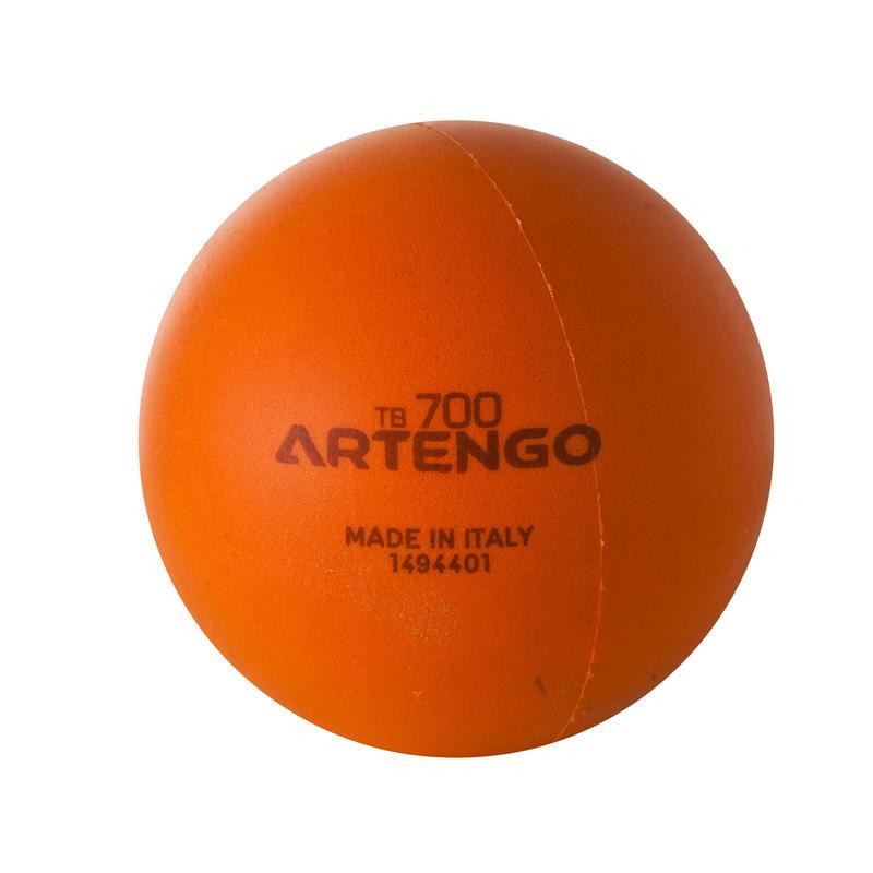 TB100 FOAM TENNIS BALL - ORANGE