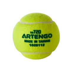 Tennisbal groene stip TB720