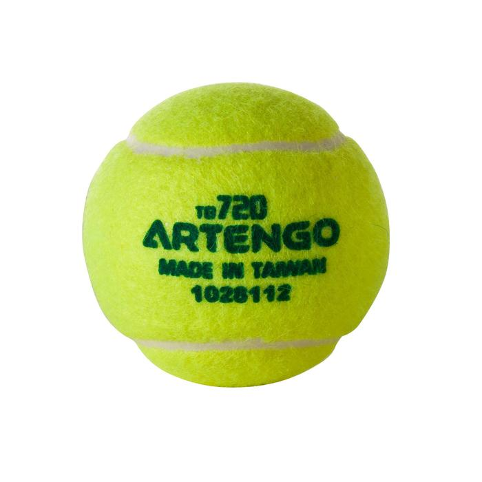 BALLE DE TENNIS PRESSION TB120*3 COMPETITION ENFANT