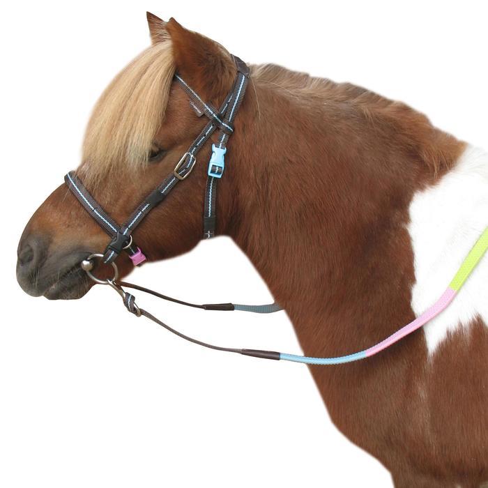 Filet + rênes équitation cheval et poney INITIATION - 648380