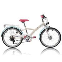 """Mistigirl 540 20"""" Bike - Pink/Cream"""