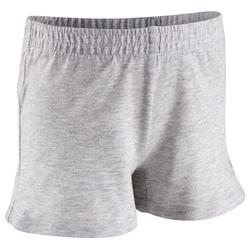 Short Gym baby gris