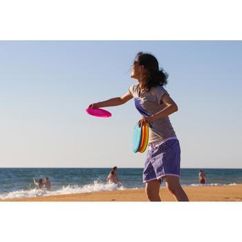 D Soft Frisbee - Orange - 649158
