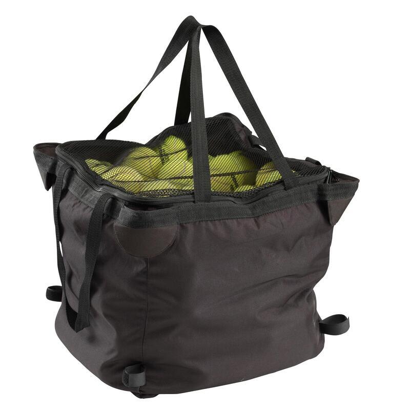 Bag for Rolling Tennis Ball Basket