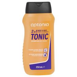 2 en 1 Gel douche + shampoing RELAX 250 mL