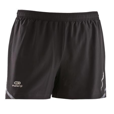 Kiprun Running Shorts - Black Grey