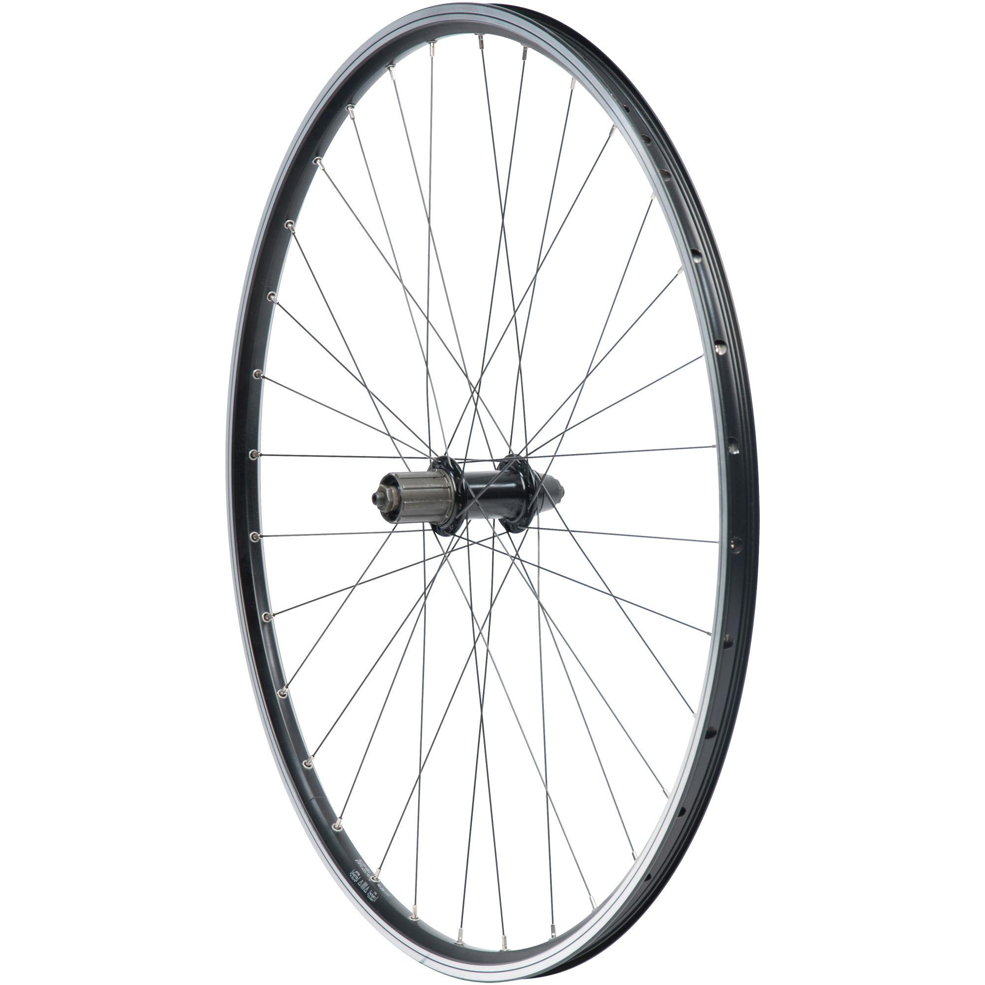 Rear Hybrid Bike Wheel, 28_QUOTE_