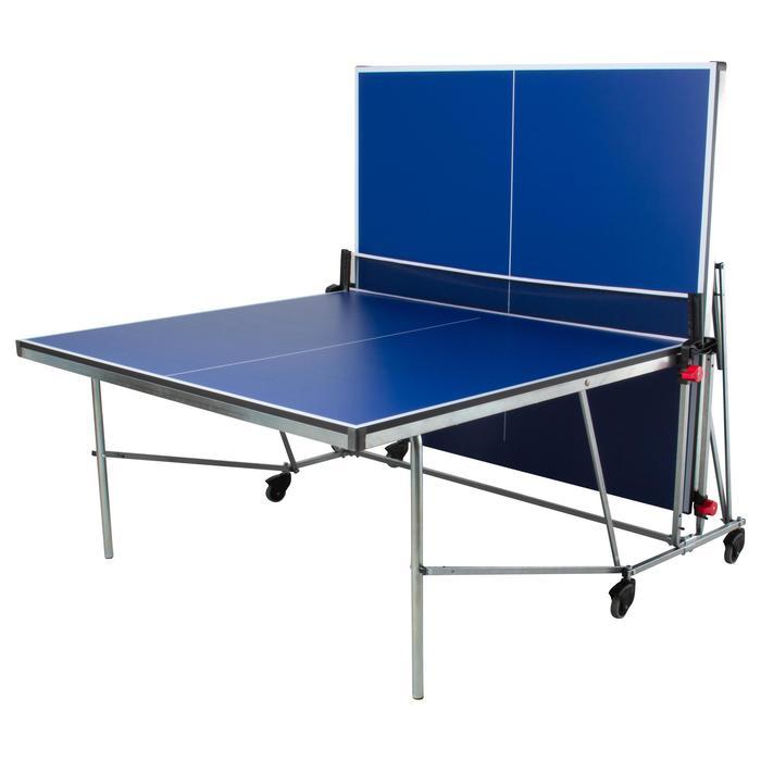 Set net + netposten voor de tafeltennistafel FT730 indoor