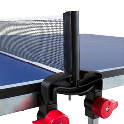 Kit filet + poteaux pour table de tennis de table FT730 indoor.