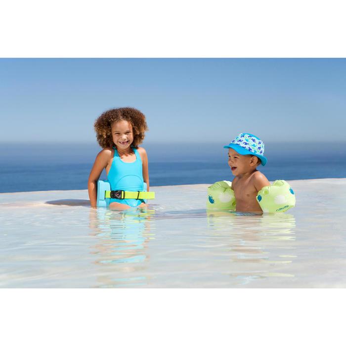 Ceinture de natation enfant avec pains de mousse bleus - 654406