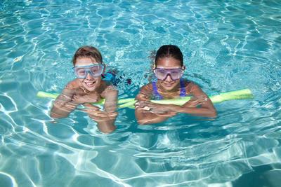 Gusano de espuma ideal para el aprendizaje, los juegos o el aquagym.