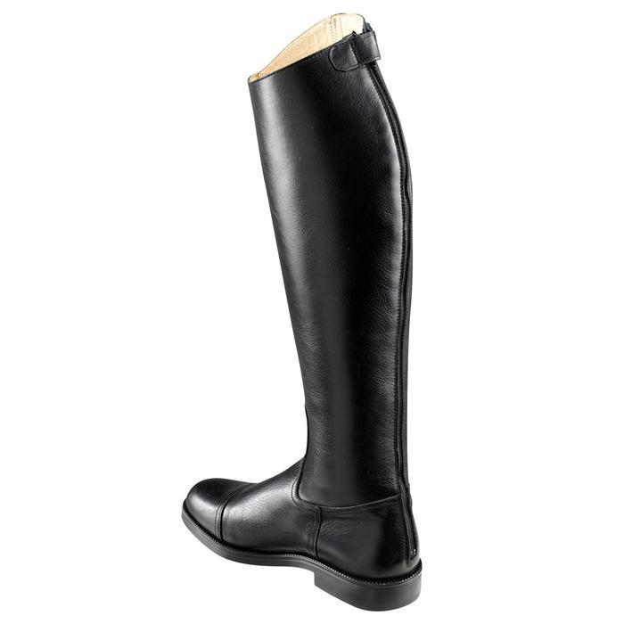 Bottes en cuir équitation adulte RIDING - 654815