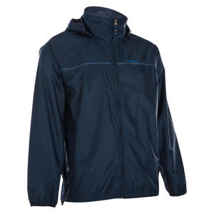 Raincut Zip Men Hiking Rain Jacket Blue