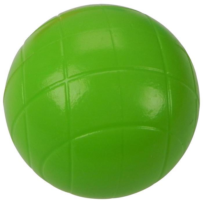 8 kunststof petanqueballen