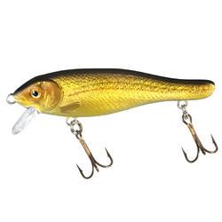 Drijvend kunstvisje hengelsport Glenroy 70 Voorn - 657326