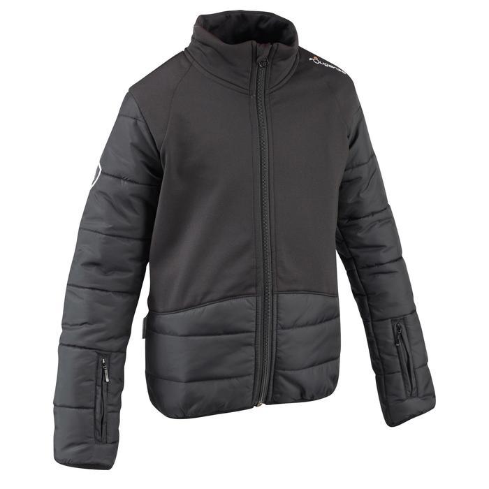 Veste équitation enfant SAFY noir - 657766