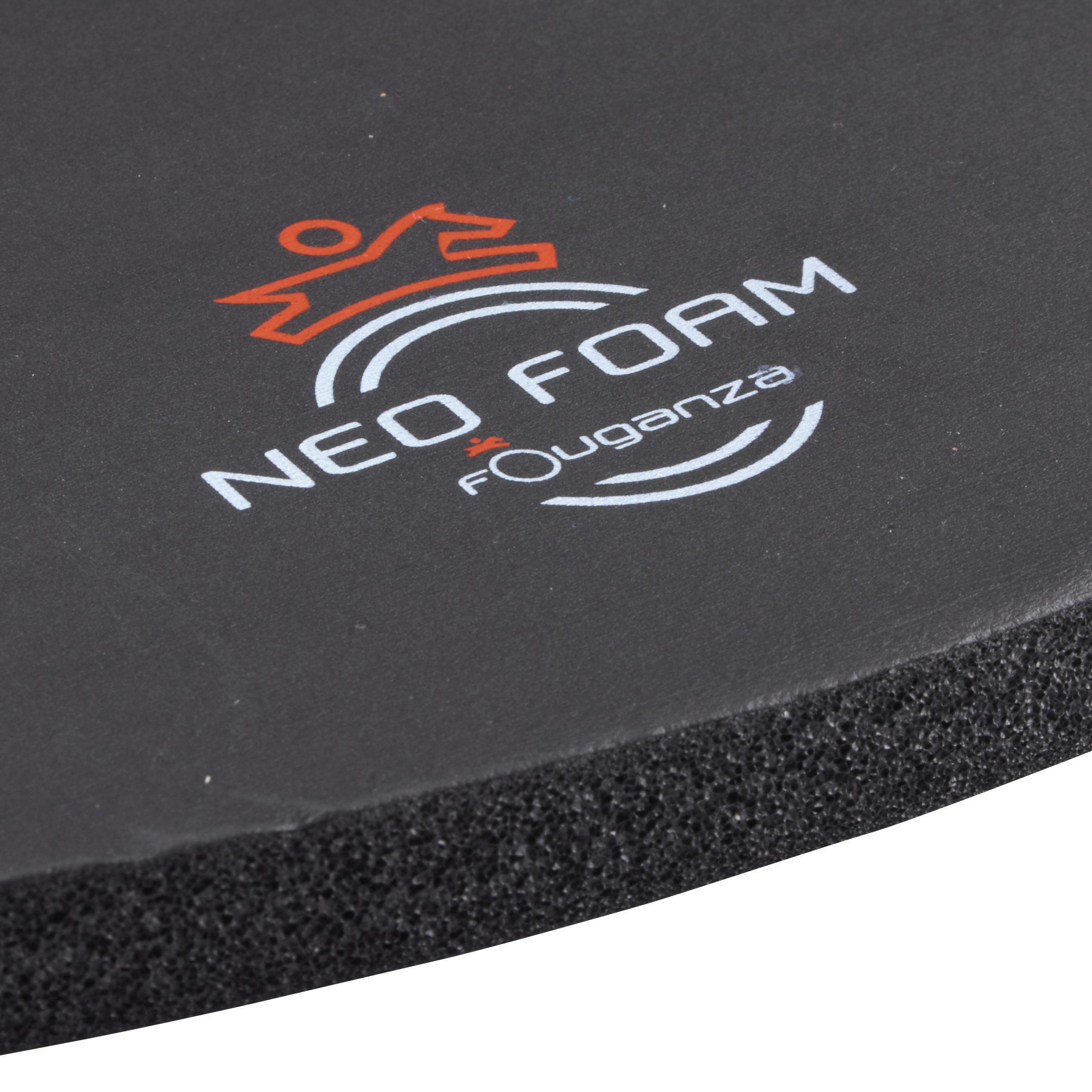 Neo Foam Horse Riding Foam Saddle Pad For Horse/Pony - Black