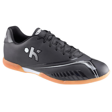 Agility 300 Sala Adult Futsal Trainers - Black/White