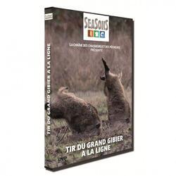 DVD chasse tir du grand gibier à la ligne