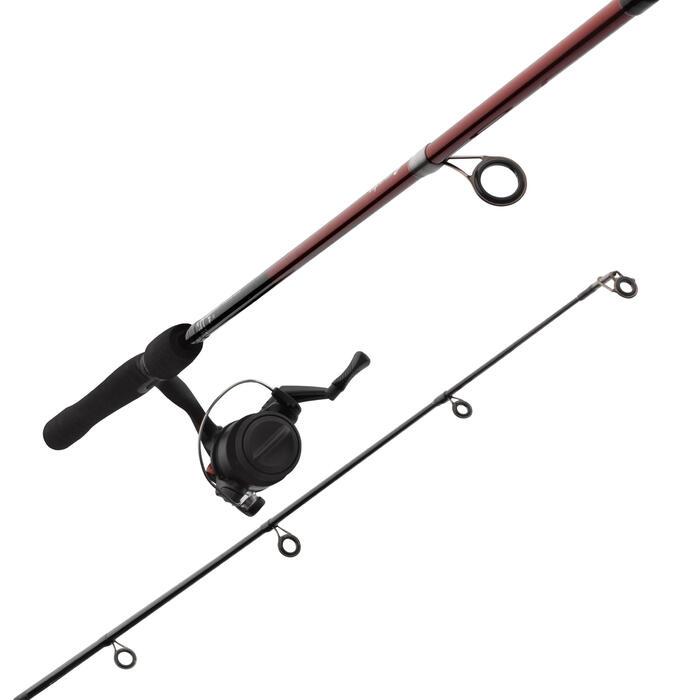 Ensemble pêche aux leurres  SET LURE ESSENTIAL 210 - 659428
