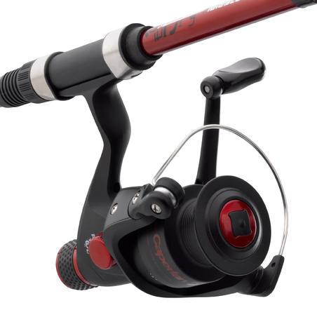 Set para la pesca con señuelos SET LURE ESSENTIAL TELE 180