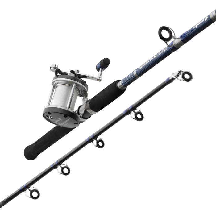 Set trollingvissen Game 20 lbs Essentiel