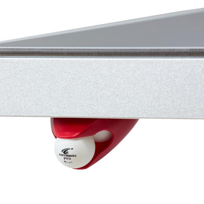 TABLE DE TENNIS DE TABLE FREE 510 PRO OUTDOOR GRISE - 659547