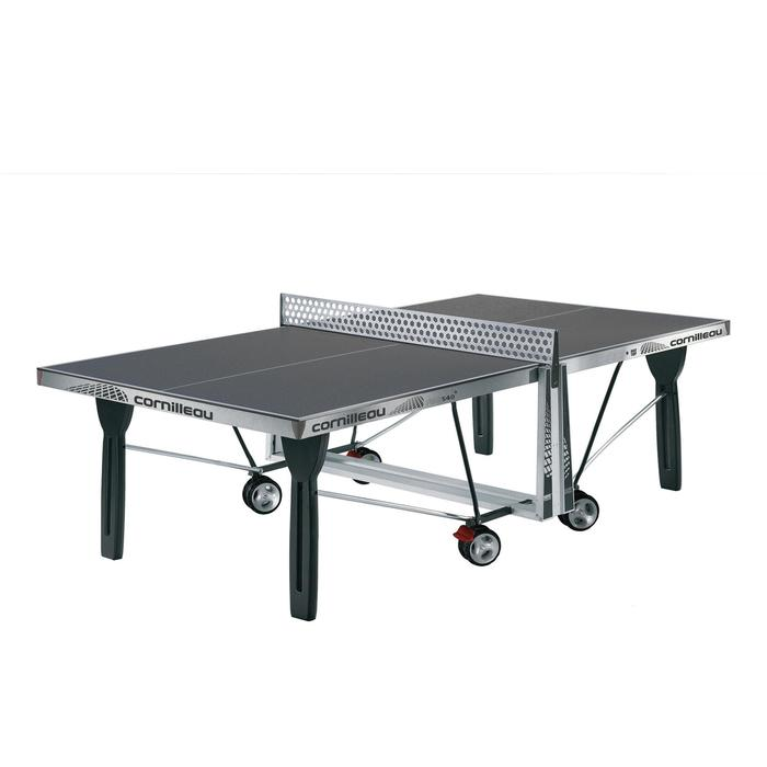 TABLE DE TENNIS DE TABLE FREE 540 PRO OUTDOOR GRISE
