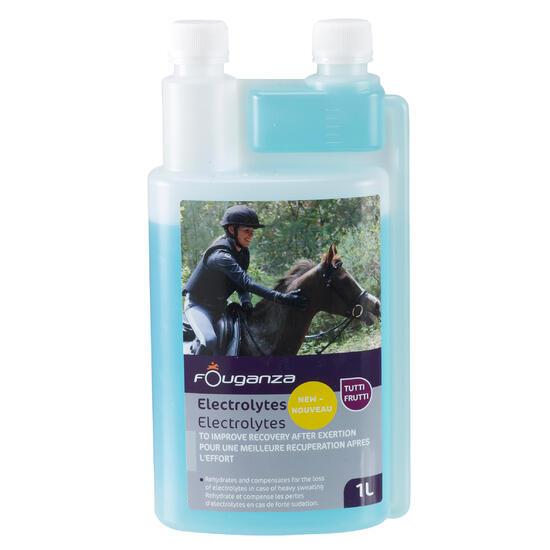 Voedingsupplement Electrolyte voor paarden - 1 l - 659828